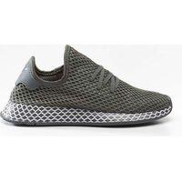 Damskie obuwie sportowe, adidas DEERUPT RUNNER J GREY GREY TWO CORE BLACK 36