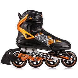 Rolki fitness Speed Blackwheels