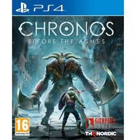 Gry na PlayStation 4, Chronos Before the Ashes (PS4)