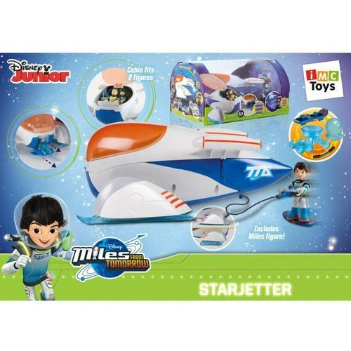Rakiety i statki kosmiczne dla dzieci, Statek kosmiczny Starjetter Miles z Przyszłości Disney iMC Toys