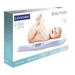 Waga Lanaform baby scale dla dzieci i noworodków