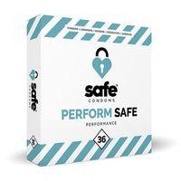 Prezerwatywy, Prezerwatywy opóźniające - Safe Performance Condoms 36 szt