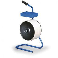 Odwijarka taśmy spinającej z rurką 60/76 mm