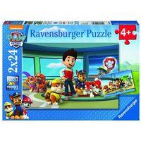 Puzzle, Puzzle Psi patrol Prubble i przyjaciele 2x24 - Ravensburger