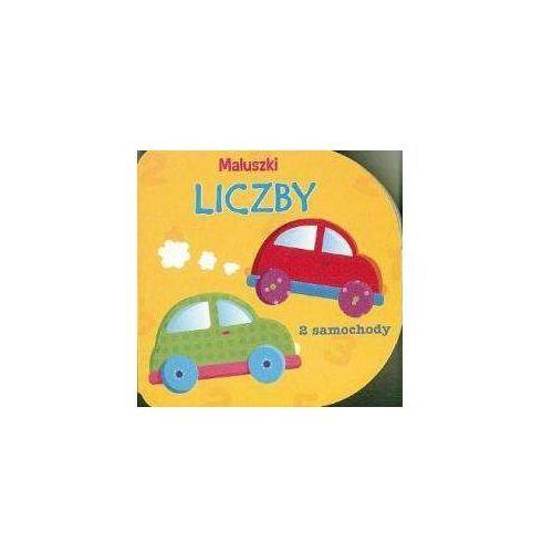 Książki dla dzieci, Maluszki - Liczby (opr. kartonowa)