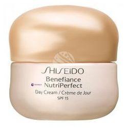 Shiseido Benefiance NutriPerfect Day Cream (W) krem do twarzy na dzień 50ml