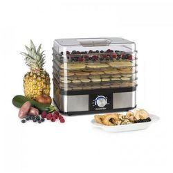 Klarstein Valle Deluxe suszarka do grzybów i owoców 5 półek 250W