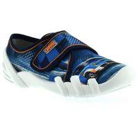 Obuwie domowe dziecięce, Kapcie dla dzieci Befado 273X207 Skate - Niebieski   Kolorowy