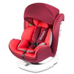 Fotelik 0-36 kg BASTIAAN czerwony