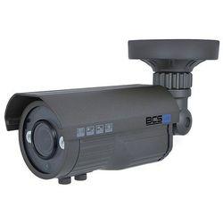BCS-TQ6200IR3 Kamera 4w1 2 MPix HD-CVI/TVI/AHD/ANALOG IR tubowa 2,8-12mm BCS