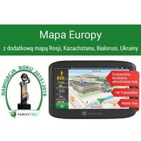 Nawigacja samochodowa, Navitel E500 EU