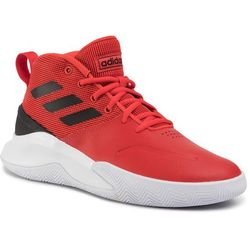 Buty adidas - Ownthegame EE9635 Actred/Cblack/Ftwwht