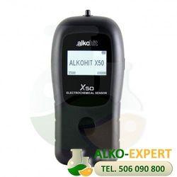 ✭✭✭ Alkomat ALKOHIT X50