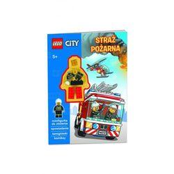 Książka Lego City z minifigurką 1Y31B6