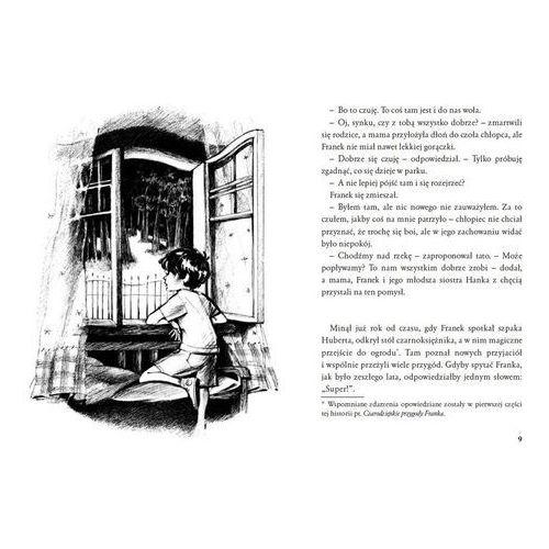 Książki dla dzieci, FRANEK I DUCH DRZEWA (opr. twarda)