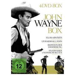 Movie - John Wayne Box