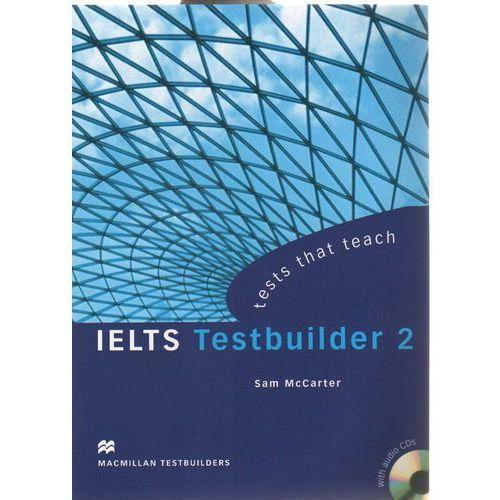 Książki do nauki języka, IELTS Testbuilder 2 + Audio CD (opr. miękka)
