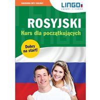 Książki dla dzieci, Rosyjski kurs dla początkujących książka + cdmp3 (opr. miękka)