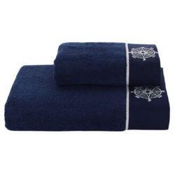 Podarunkowy zestaw ręczników MARINE LADY Ciemnoniebieski