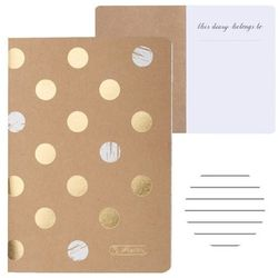 Notatnik Notes A6 16k My.Book Pure Glam HERLITZ