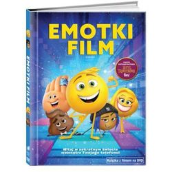 Emotki. Film (DVD) + Książka