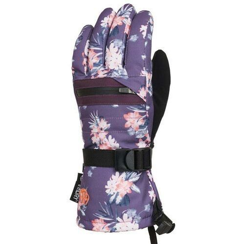 Rękawiczki dziecięce, rękawice 686 - Youth Heat Insulated Glove Blackberry Flower (BBFL)