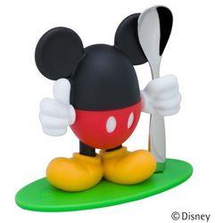 Kieliszek na jajko z łyżeczką WMF Myszka Miki