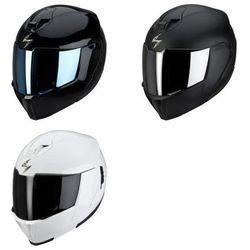 SCORPION KASK EXO-910 AIR SOLID BLACK, MATTE BLACK, WHITE