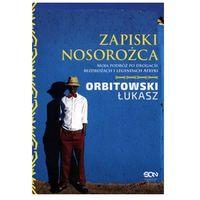 Książki horrory i thrillery, Zapiski nosorożca (opr. broszurowa)