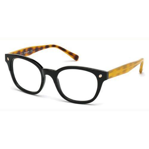 Okulary korekcyjne, Okulary Korekcyjne Dsquared2 DQ5180 Oxford 001