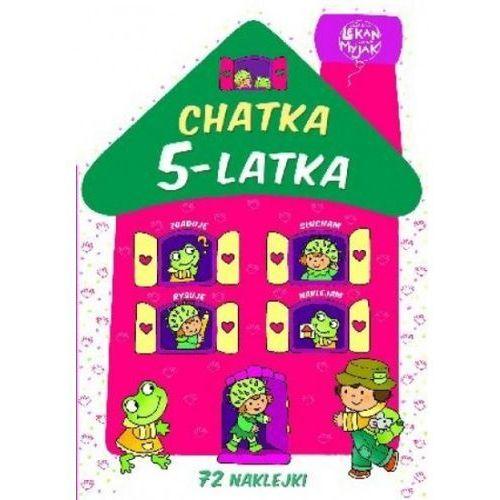 Książki dla dzieci, Chatka 5-latka (opr. broszurowa)