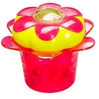 Grzebienie i szczotki, TANGLE TEEZER Różowa Magic Flowerpot Princess Pink szczotka do włosów dla dzieci 3+