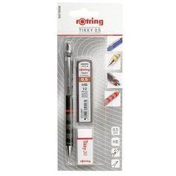Ołówek automatyczny ROTRING TIKKY III 0,5 czarny