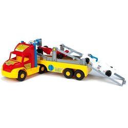 Wader Super truck z formułą 1 36620 3+