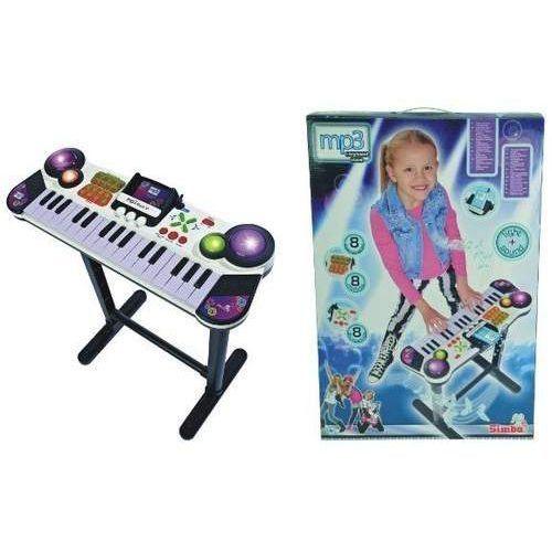 Pozostałe zabawki, Keyboard z podstawką