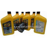 Oleje silnikowe, Olej Pennzoil 0W40 oraz oryginalny filtr MOPAR Dodge Challenger SRT 6,4 V8