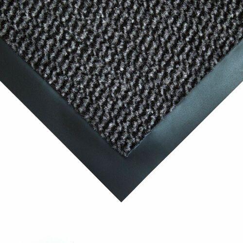 Wycieraczki, Mata wejściowa wewnętrzna 1.2x1.8m szara Mata podłogowa antypoślizgowa