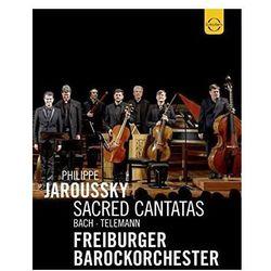 Jaroussky, Philippe , Freiburger Barockorchester - EUROARTS - BACH & TELEMANN (DVD)