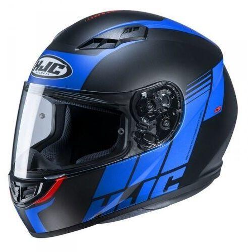 Kaski motocyklowe, Hjc kask integralny cs-15 mylo black/blue