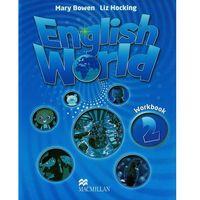 Pedagogika, JĘZYK ANGIELSKI KL.2 SP ĆWICZENIA. ENGLISH WORLD (opr. miękka)