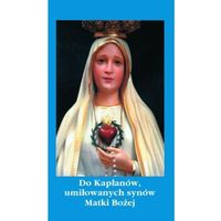 Pozostałe książki, Do kapłanów, umiłowanych synów Matki Bożej (opr. twarda)