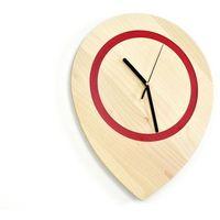 Zegary, Epoxy Clock - Pin- Pomysłowy zegar ścienny