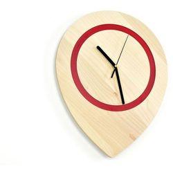 Epoxy Clock - Pin- Pomysłowy zegar ścienny
