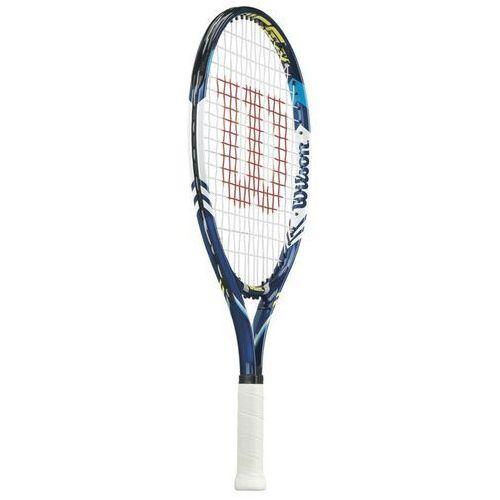 "Tenis ziemny, Rakieta tenis ziemny Wilson Juice Boys 21"" 23"" 25"""