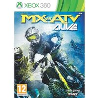 Gry Xbox 360, MX vs ATV Alive (Xbox 360)