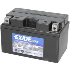 Akumulator EXIDE BIKE AGM YTZ10-BS