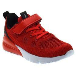 Adidasy dla dzieci American Club CA 04/20 Czerwone - Czerwony