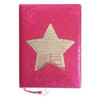 Notesy, Notatnik różowy Gwiazdka