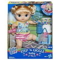 Lalki dla dzieci, Lalka Świecące buciki Blondynka