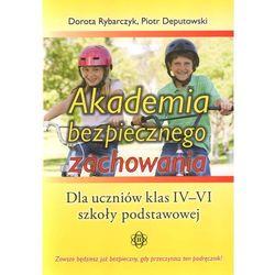 Akademia bezpiecznego zachowania (opr. broszurowa)
